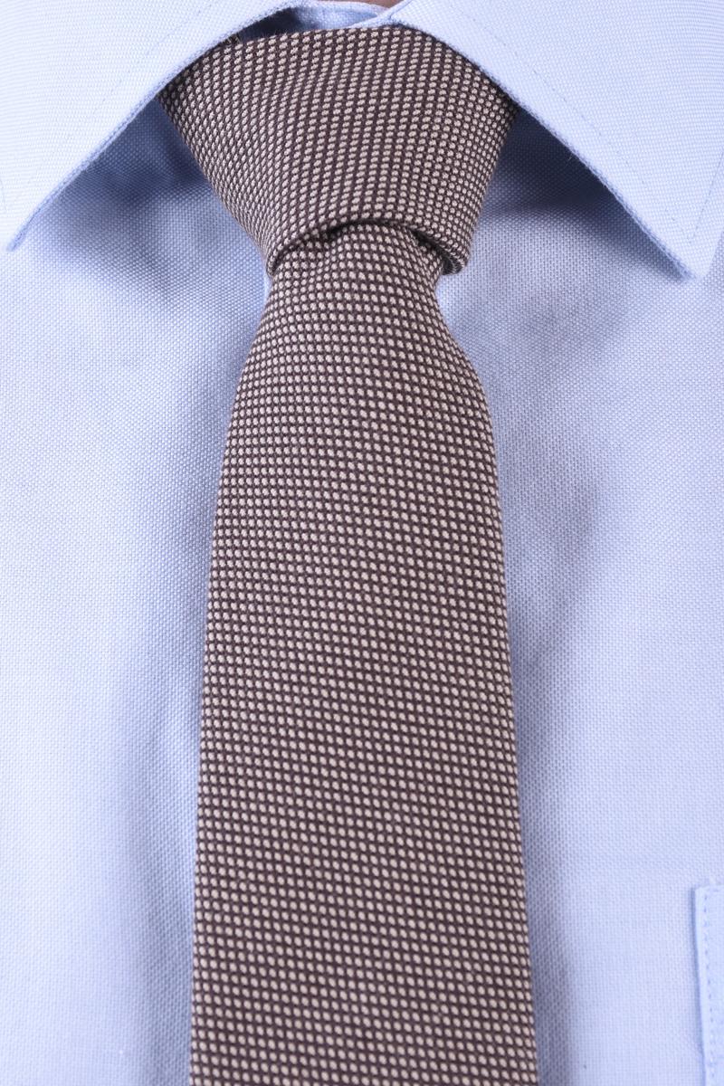 Cravata Tiger T1265-1232 T Maro / Bej