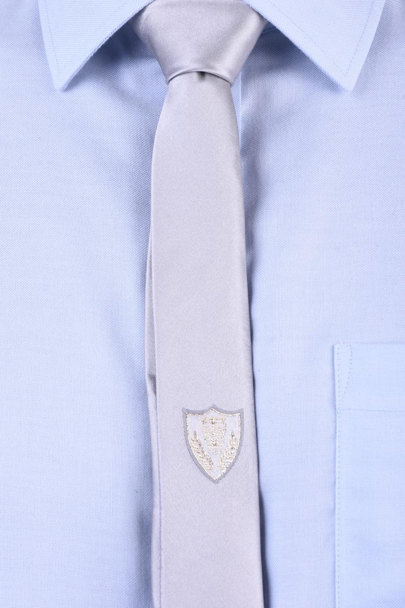 Cravata Tiger T1260-1302 T Argintiu