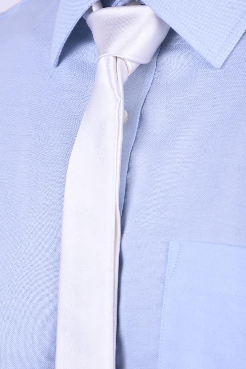 Cravata Tiger T1260-1291 T Alb