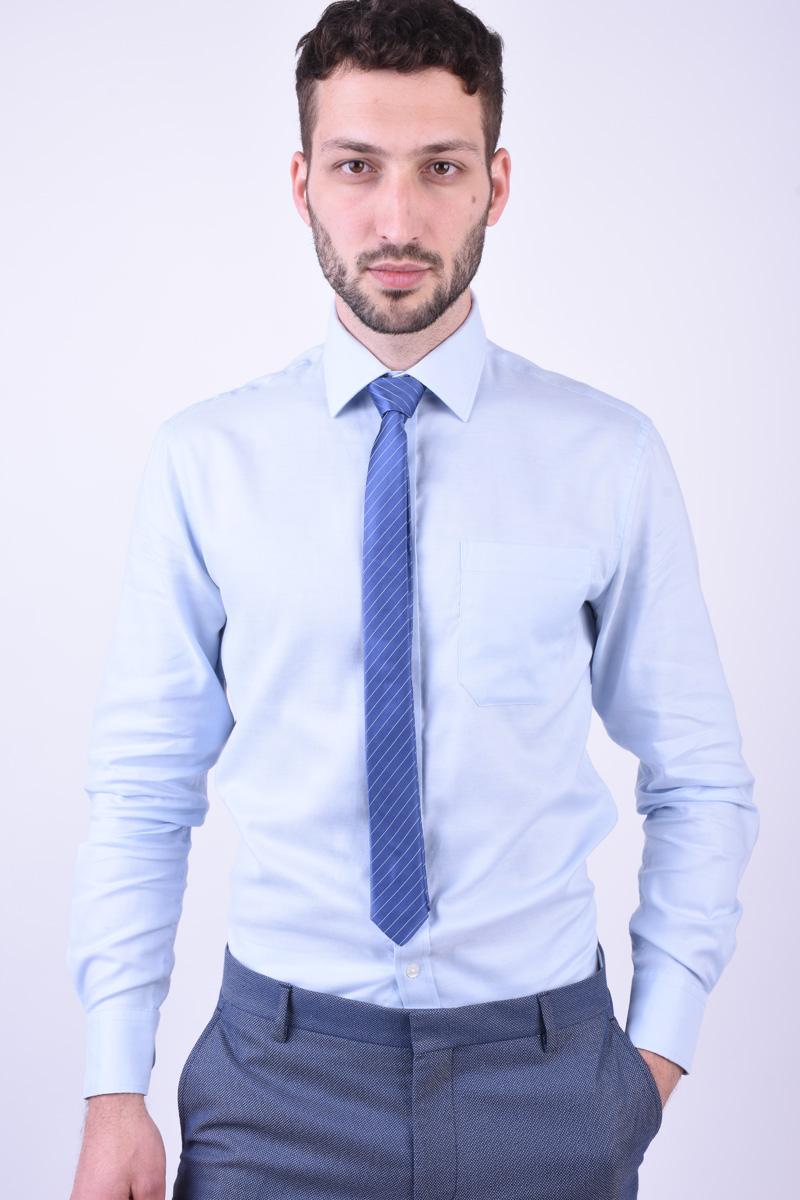 Cravata Tiger T1260-1152 T Albastru