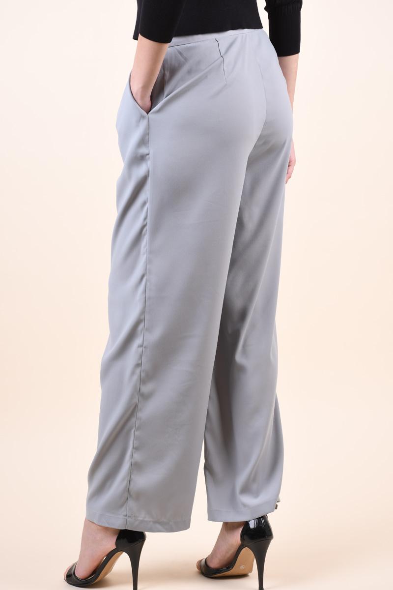 Pantaloni VERO MODA Jarrow Slate