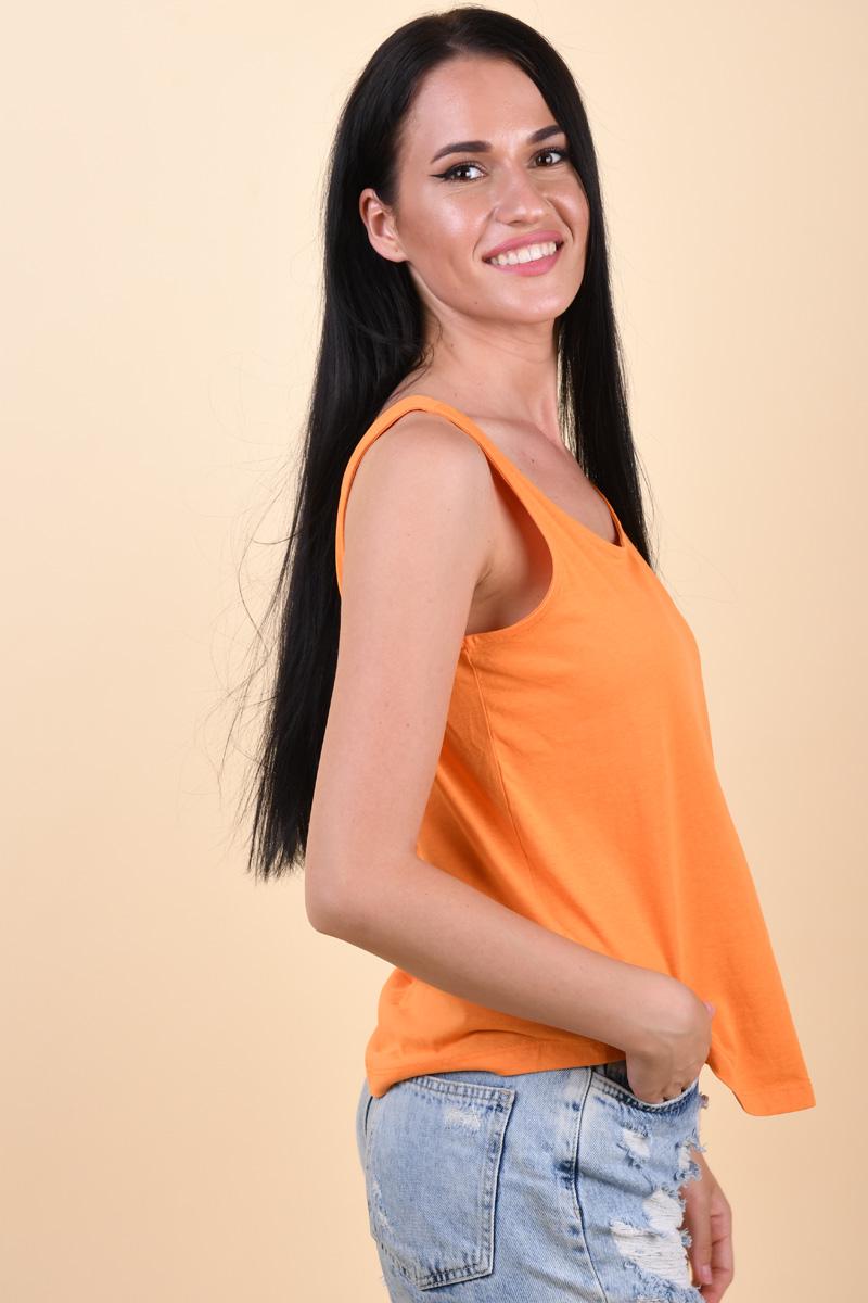 Maieu VERO MODA Rebecca Sun Orange