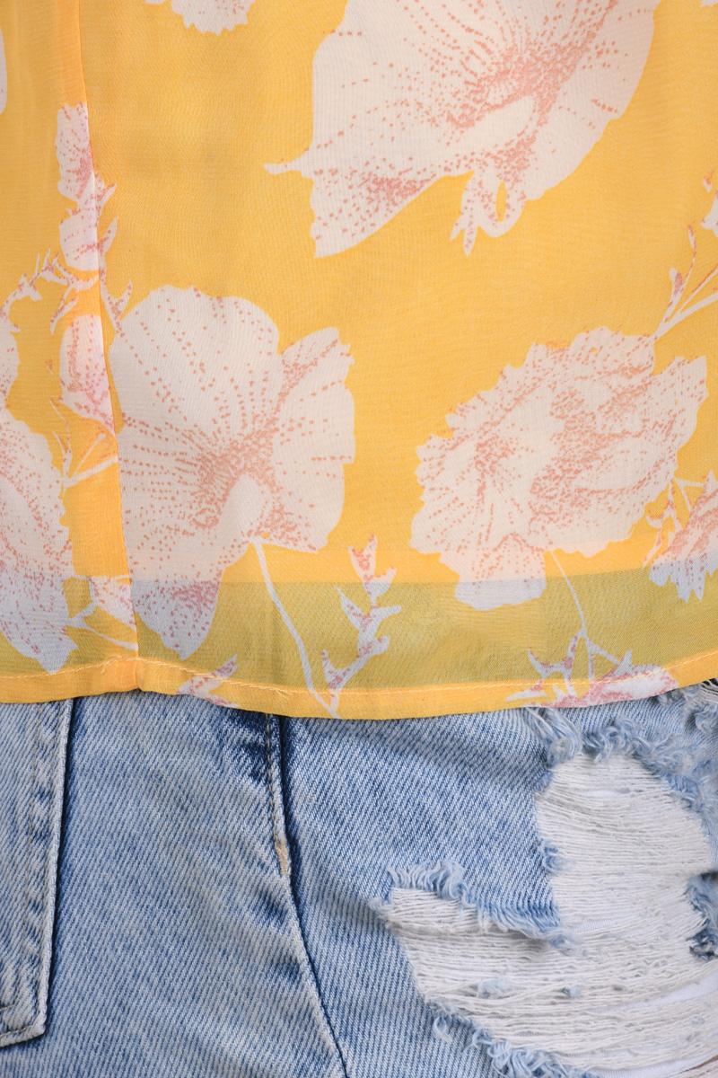 Maieu VILA Greta Samoan Sun Print Flower