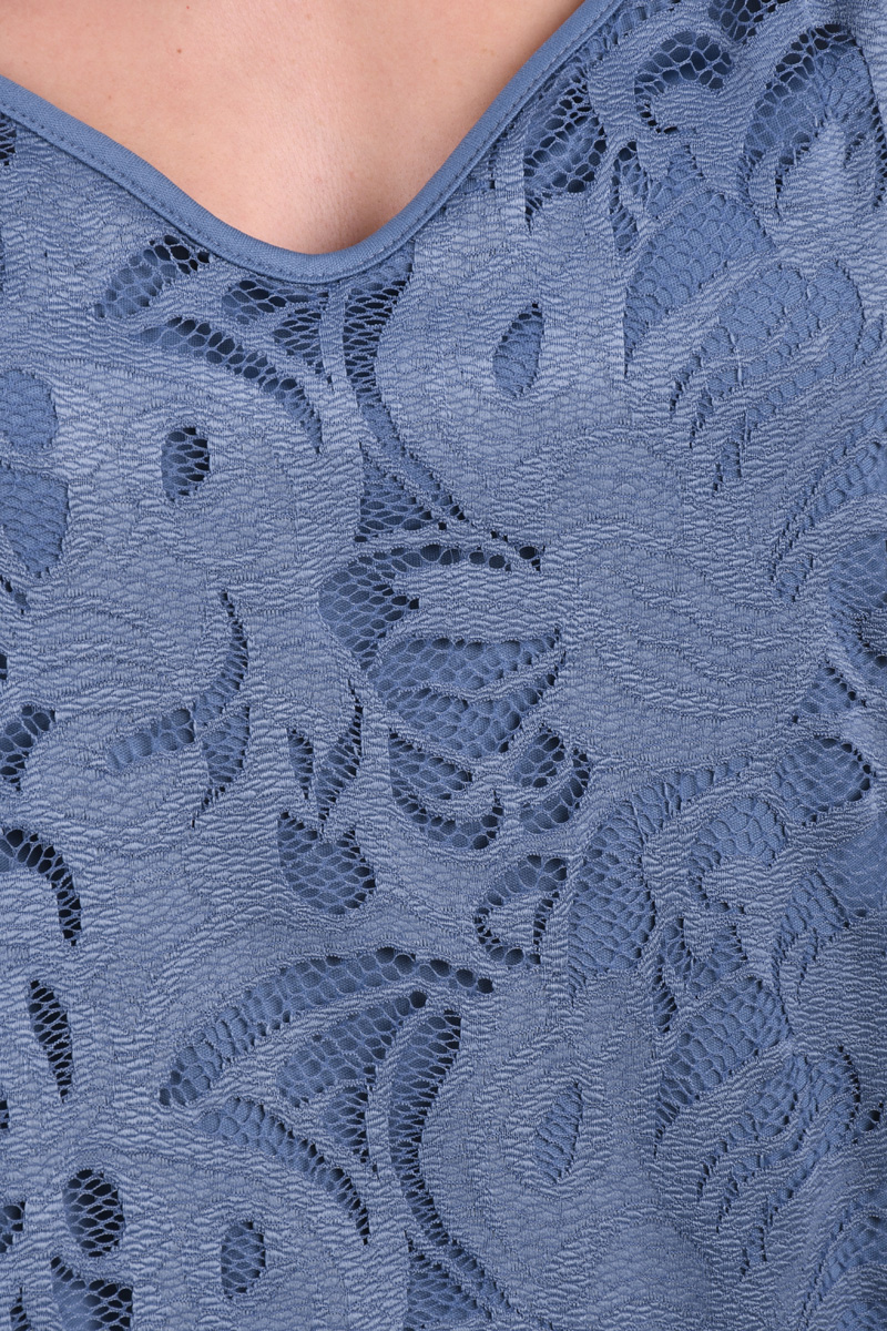 Maieu VILA Stasia Lace China Blue